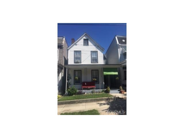 321 N 36th Street, Richmond, VA 23223 (MLS #1728869) :: The RVA Group Realty