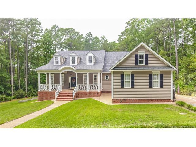 11678 River Crest Drive, Gloucester, VA 23601 (#1728941) :: Abbitt Realty Co.