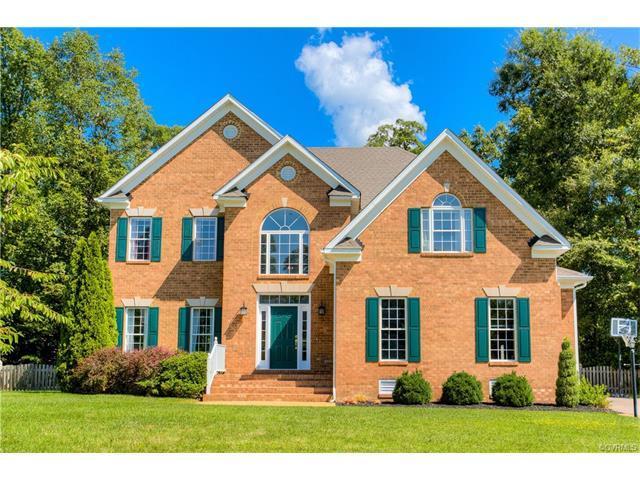 9056 Cottleston Circle, Mechanicsville, VA 23116 (#1729006) :: Abbitt Realty Co.