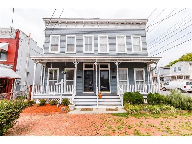 920 N 27th Street, Richmond, VA 23223 (MLS #1729128) :: The Ryan Sanford Team