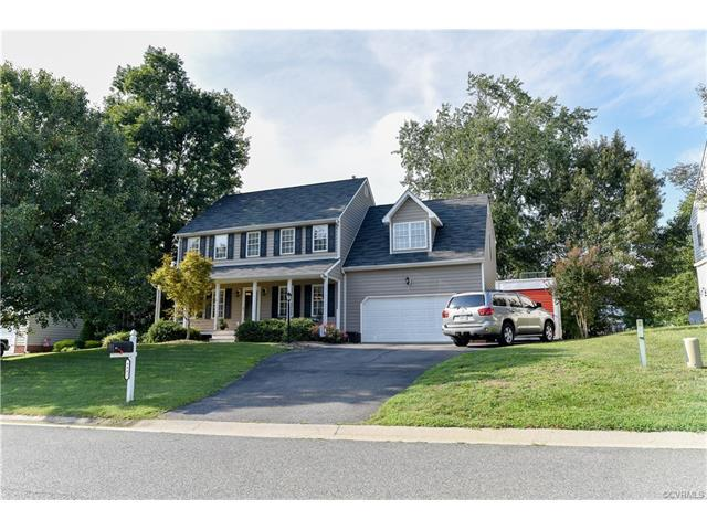 6882 Pimlico Drive, Hanover, VA 23111 (MLS #1729448) :: The RVA Group Realty