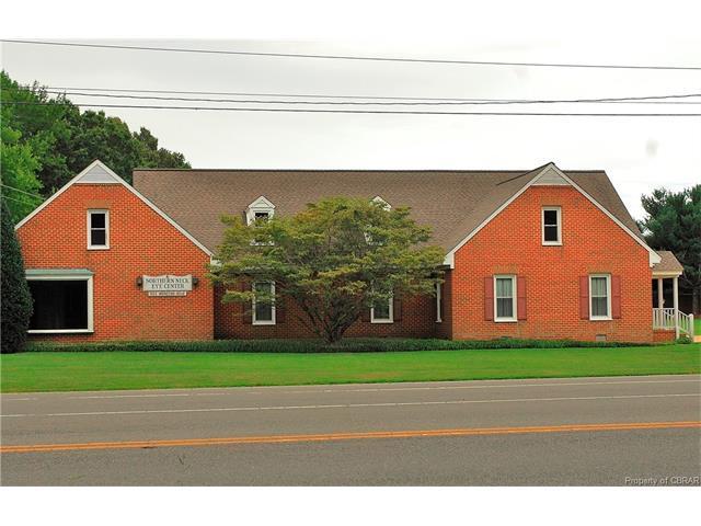 853 Irvington Road, Kilmarnock, VA 22482 (MLS #1729451) :: The Ryan Sanford Team