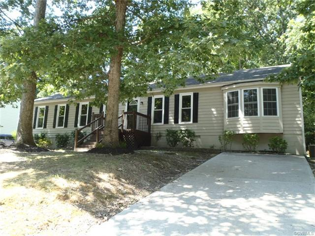 10100 Post Horn Drive, North Chesterfield, VA 23237 (MLS #1729556) :: The RVA Group Realty