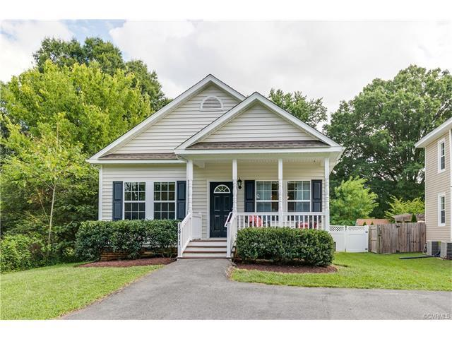 1411 Rhode Island Avenue, Glen Allen, VA 23060 (MLS #1729893) :: The Ryan Sanford Team