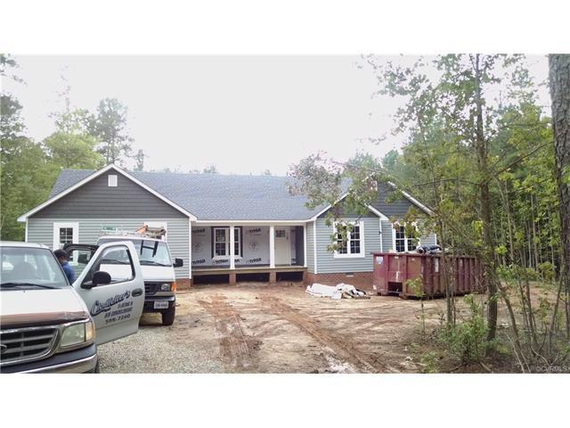 1841 Oakland Estates, Powhatan, VA 23139 (MLS #1729946) :: The RVA Group Realty