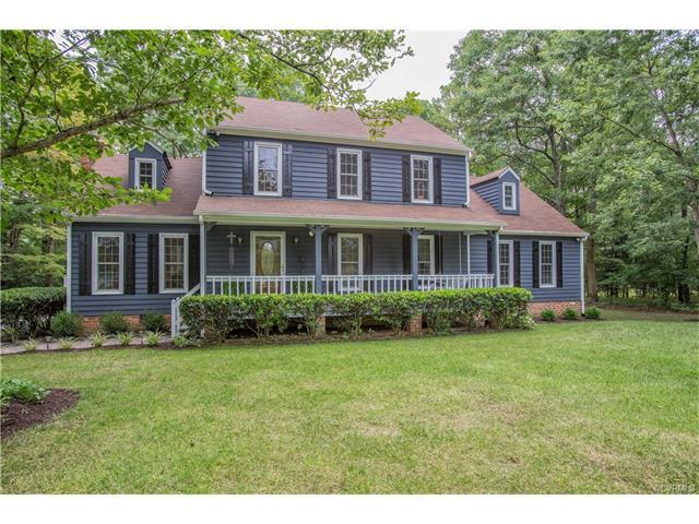 12941 Spring Run Road, Midlothian, VA 23112 (MLS #1729958) :: The RVA Group Realty