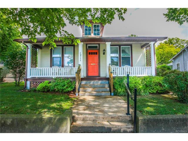 1711 Rogers Street, Richmond, VA 23223 (MLS #1729980) :: The RVA Group Realty