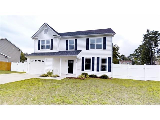 6912 Shyan Way, Hayes, VA 23072 (#1729990) :: Abbitt Realty Co.
