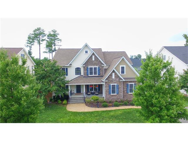 4608 Jalbert Drive, Glen Allen, VA 23060 (MLS #1730081) :: The Ryan Sanford Team