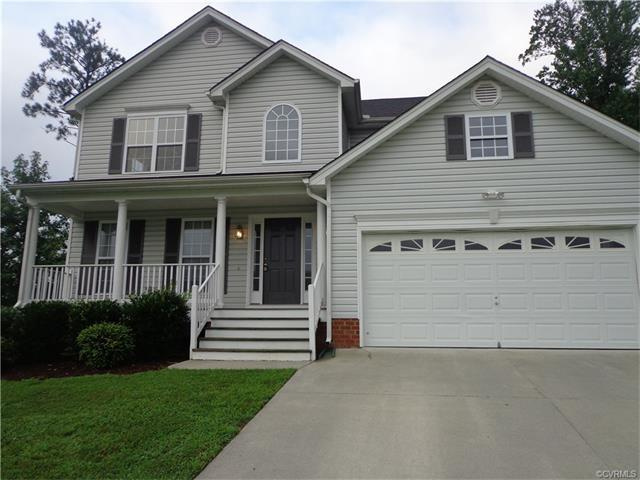 5807 Garden Ridge Road, Chesterfield, VA 23832 (MLS #1730112) :: The RVA Group Realty