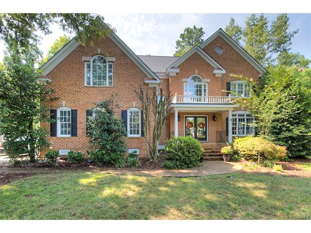 5908 Kelbrook Lane, Glen Allen, VA 23059 (MLS #1730114) :: The Ryan Sanford Team