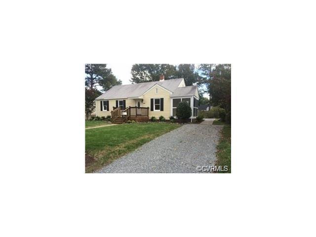 2405 Alycia Avenue, Henrico, VA 23228 (MLS #1730120) :: The RVA Group Realty