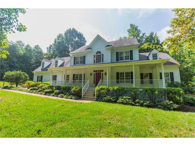 1221 Hawkwell Drive, Maidens, VA 23102 (#1730128) :: Abbitt Realty Co.