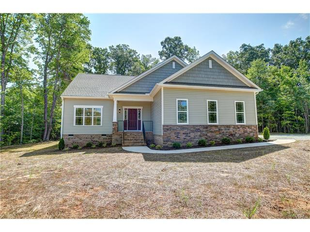 2515 Bucknell Lane, Maidens, VA 23102 (MLS #1730130) :: The Ryan Sanford Team