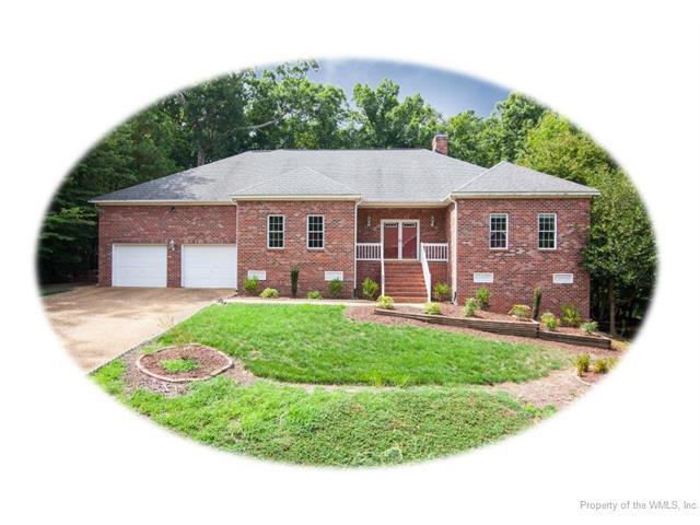 4905 Westmoreland Drive, Williamsburg, VA 23188 (#1730210) :: Abbitt Realty Co.