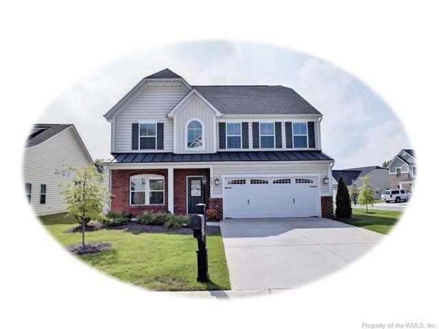 209 Christopher Lane, Williamsburg, VA 23185 (#1730224) :: Abbitt Realty Co.