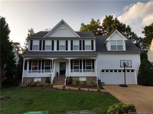 3303 Westover Ridge, Williamsburg, VA 23188 (#1730241) :: Abbitt Realty Co.