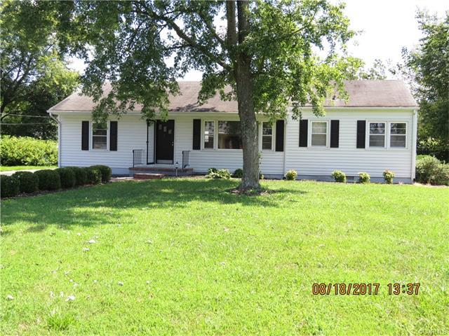 8287 Carneal Lane, Mechanicsville, VA 23111 (#1730413) :: Resh Realty Group
