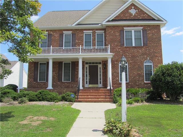 4953 Willows Green Lane, Glen Allen, VA 23059 (#1730461) :: Resh Realty Group