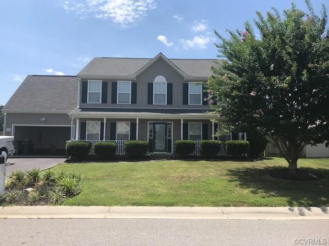 3810 Jamestown Drive, Hopewell, VA 23860 (#1730482) :: Resh Realty Group