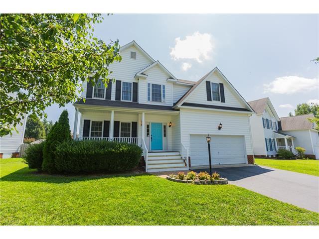 9367 Summer Oak Drive, Mechanicsville, VA 23116 (#1730504) :: Resh Realty Group