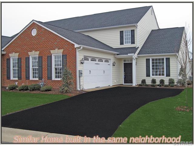 9344 Berry Farm Court #0, Mechanicsville, VA 23116 (#1730716) :: Resh Realty Group