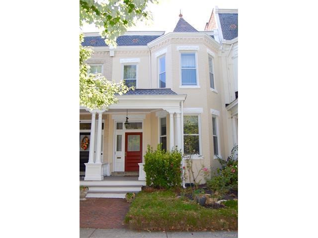 1841 W Grace Street, Richmond, VA 23220 (MLS #1731609) :: Small & Associates