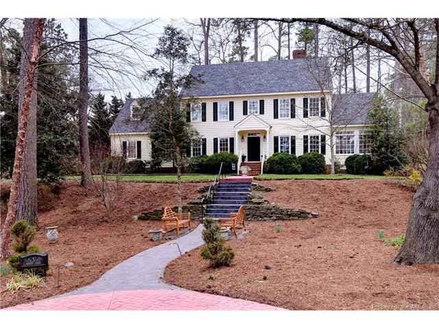 3 Whitby Court, Williamsburg, VA 23185 (MLS #1731949) :: Explore Realty Group