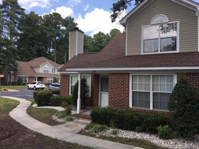 900 Niblik Way #0, Newport News, VA 23602 (MLS #1732452) :: Chantel Ray Real Estate