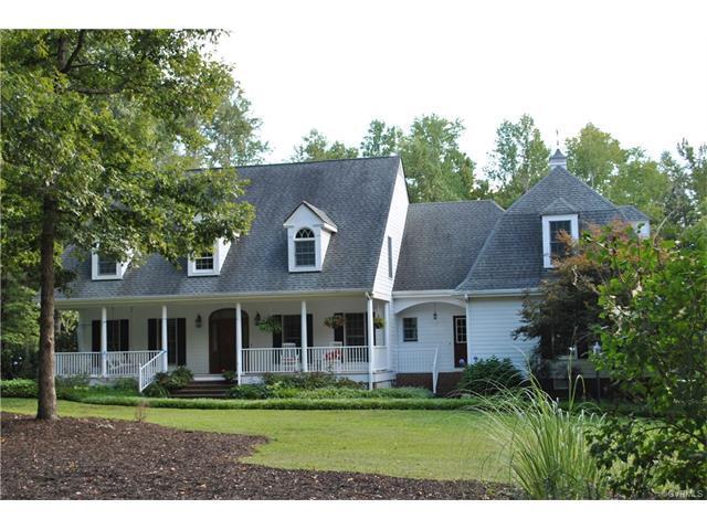 13215 Janes Creek Way, Ashland, VA 23005 (#1732673) :: Green Tree Realty