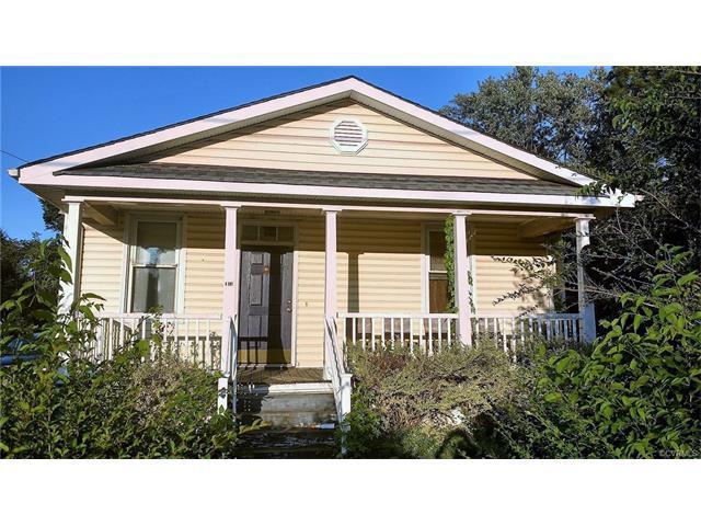 139 Spring Street, Petersburg, VA 23803 (MLS #1732886) :: RE/MAX Action Real Estate