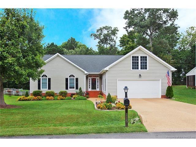 116 Charter House Lane, Williamsburg, VA 23188 (MLS #1733159) :: Chantel Ray Real Estate