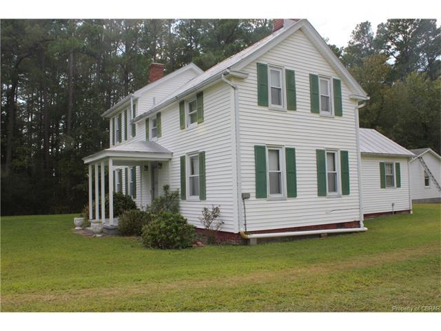 2138 Bethel Beach Road, Onemo, VA 23130 (MLS #1733344) :: Chantel Ray Real Estate