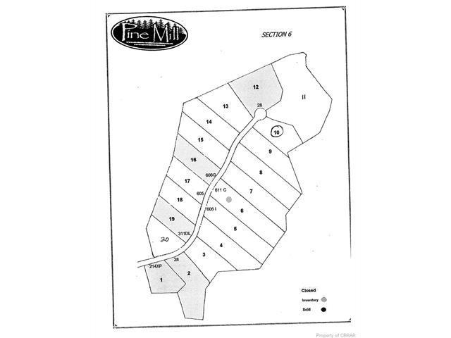 Lot 10 Poplar Ridge Drive, Gloucester, VA 23061 (#1733368) :: Green Tree Realty