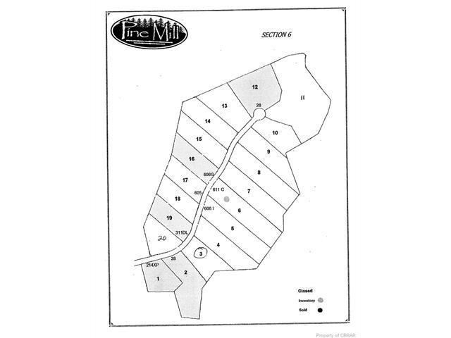 Lot 3 Poplar Ridge Drive, Gloucester, VA 23061 (#1733415) :: Green Tree Realty
