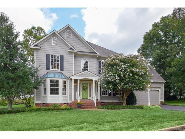 2813 Glen Gary Place, Henrico, VA 23233 (MLS #1733619) :: Chantel Ray Real Estate