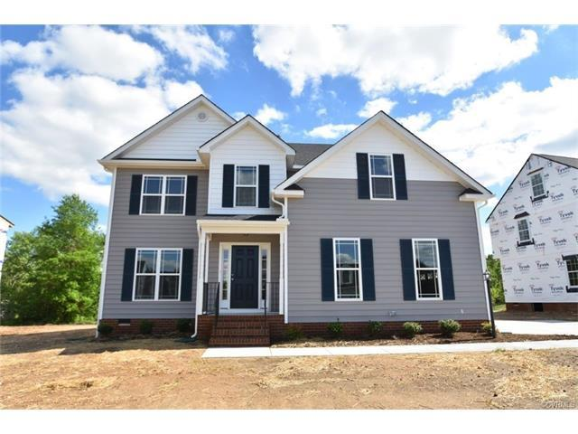 200 Silver Ridge Court, Sandston, VA 23150 (MLS #1733850) :: Chantel Ray Real Estate