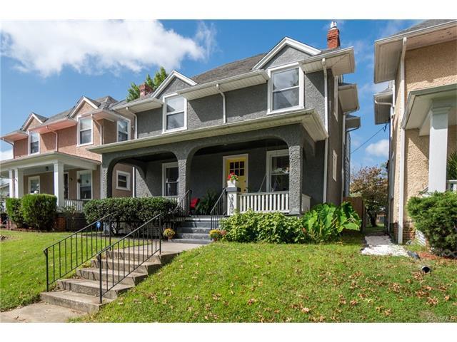 2702 Edgewood Avenue, Richmond, VA 23222 (#1733981) :: Green Tree Realty