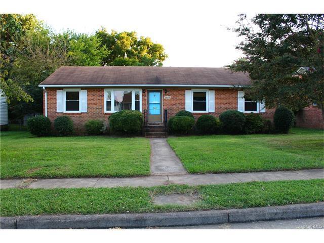 1809 Maplewood Avenue, Richmond, VA 23220 (MLS #1734013) :: The Ryan Sanford Team