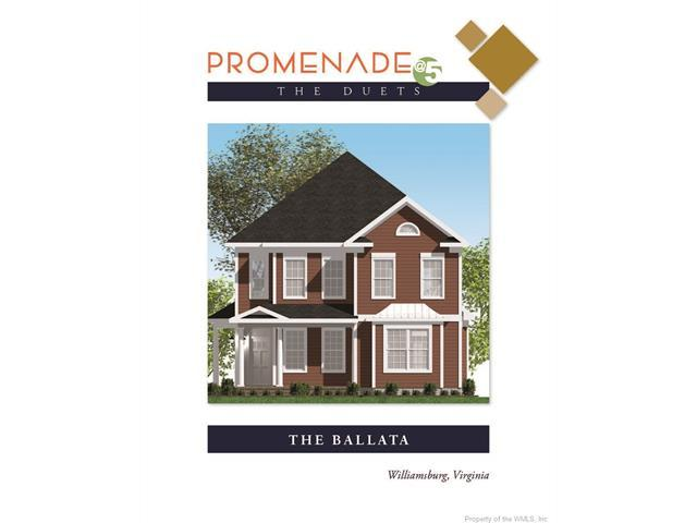 2802 Queens Path 28-2, Williamsburg, VA 23185 (MLS #1734073) :: Chantel Ray Real Estate