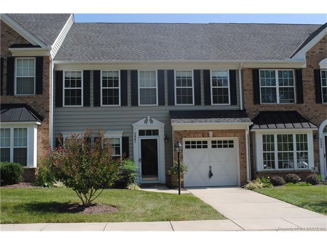 5907 Flowering Peach Lane #1, Providence Forge, VA 23140 (MLS #1734155) :: Chantel Ray Real Estate