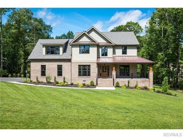 9001 Deerlake Drive, New Kent, VA 23124 (MLS #1734291) :: The RVA Group Realty