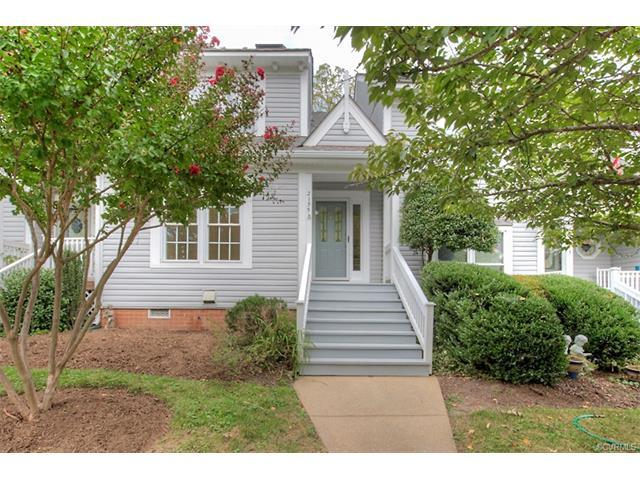 2155 Waters Mill Point #2155, Chesterfield, VA 23235 (MLS #1734372) :: RE/MAX Action Real Estate