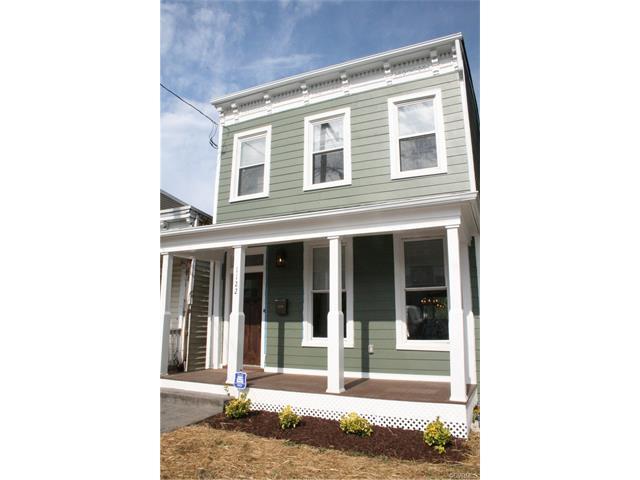 1122 N 26th Street, Richmond, VA 23223 (MLS #1734539) :: The RVA Group Realty