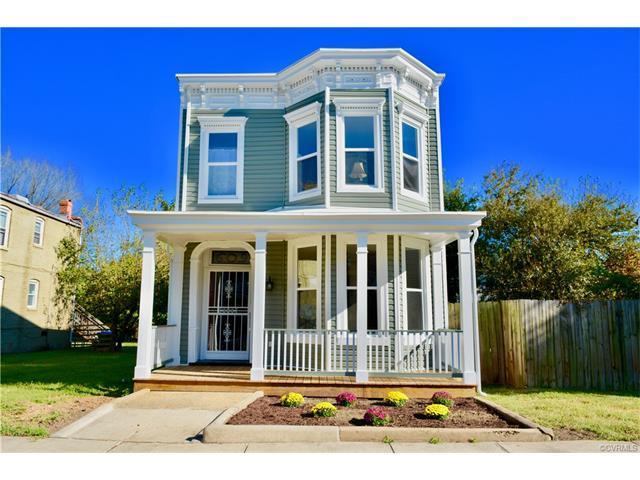 609 N 32nd Street, Richmond, VA 23223 (MLS #1735774) :: The RVA Group Realty