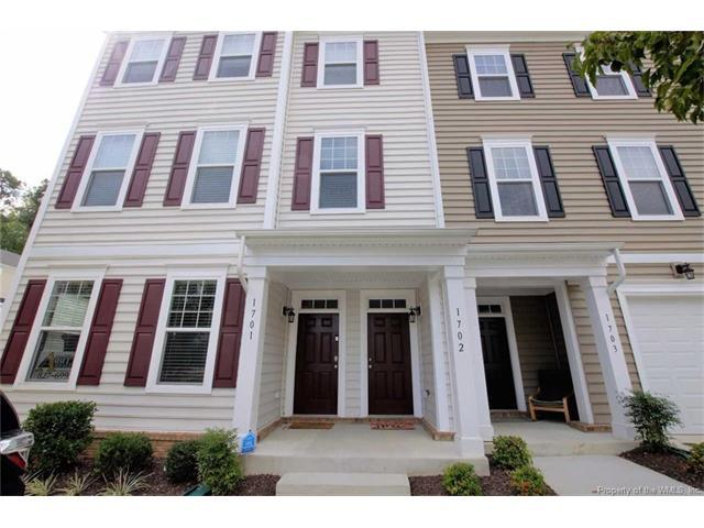 1701 Prosperity Court #115, Williamsburg, VA 23188 (MLS #1735876) :: RE/MAX Action Real Estate