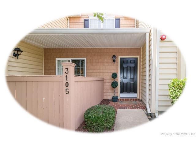3105 Arran Thistle #3105, Williamsburg, VA 23188 (MLS #1735923) :: Chantel Ray Real Estate