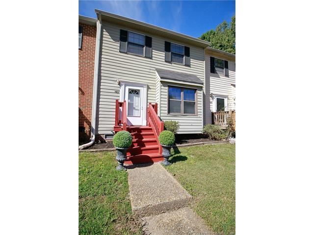 1657 Skiffes Creek Circle #1657, Williamsburg, VA 23185 (MLS #1735931) :: The Ryan Sanford Team