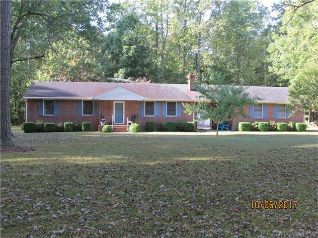 11445 Wild Fox Lane, New Kent, VA 23124 (MLS #1736062) :: The RVA Group Realty