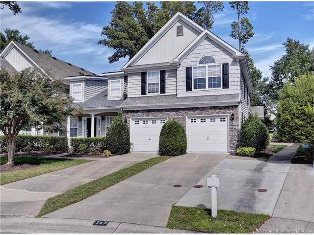241 Claiborne Drive #241, Willis, VA 23188 (MLS #1736095) :: RE/MAX Action Real Estate